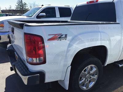 2007   2013 GMC Sierra Z71 4x4 Decals Set   FS 3D   Truck Bed Stickers Side HD
