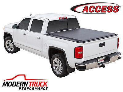 Access Roll-Up Lorado Tonneau Cover Black 14-17 Chevy Silverado 5.8ft Bed 42319