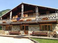Chef wanted for a chalet in Morzine, France, this summer!