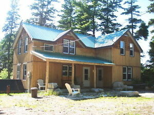 4 Bedroom Cottage Near Large Sand Beach Manitoulin Island