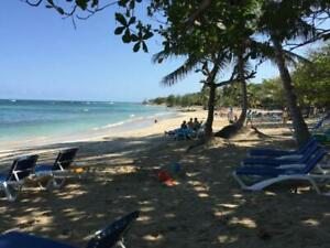 Paradise in Dominican Republic. Beach front condo for rent