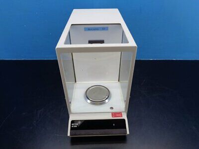 Used Mettler Digital Lab Scale Balance Analytical Ae200 Ae 200 Delta Range G Max