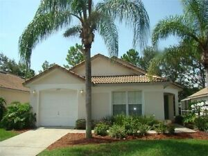 Pool Home for Rent in Golf Community Near Disney