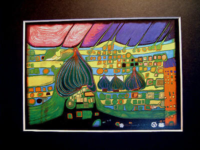 Hundertwasser - LAST WILL IN YELLOW