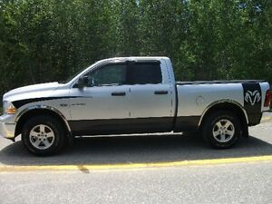 2009 Dodge Power Ram 1500 Pickup Truck Wow  Only 88,000 klm