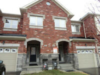 For Lease 3 BR Town House, Ravine Lot, High Demand Markham Area