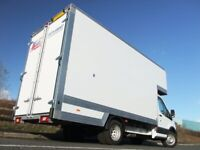 Man with van, moving house, collection delivery, flat office move, clearance, auction 24 hr