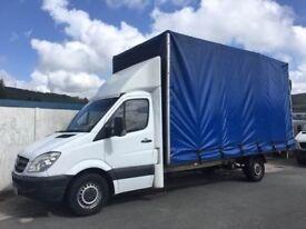 Mercedes 313 3.5 Ton Van Excellent Condition ( NEW PRICE ) £4,200