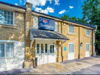 Travelodge ticket - double room x1 night at Travelodge London Snaresbrook Hotel