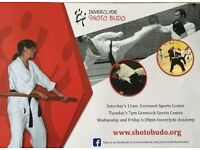 Shotobudo martial arts