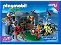 'Knights and Vikings' Playmobil set for sale