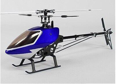 HK 450TT Pro V2 3D Full Alloy Helicopter Alu Bausatz