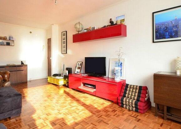 Besta Burs Wall Shelf Red : IKEA Red BESTA BURS TV Bench and Wall Storage  TV Cabinet  United