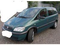 7 seater zifera green 2003