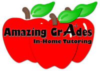 One to one Tutoring in your home: Amazing Grades!