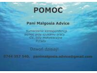 Polish citizen advice