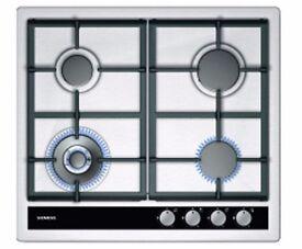 NEFF EC645HC90E Gas hob with wok burner New