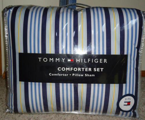 Tommy Hilfiger Full Comforter Set Ebay