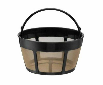 Basket Style Coffee Filter (Reusable Coffee Filter Basket Style for Cuisinart Makers Premium Filters Direct )