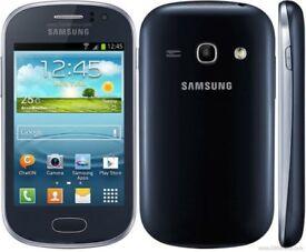 Samsung Galaxy Fame - 4GB - (Unlocked) Smartphone