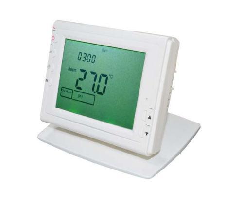 Wireless Remote Thermostat Ebay