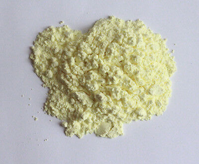 50 Pounds - Sulfur - 99.5 Pure - Powder