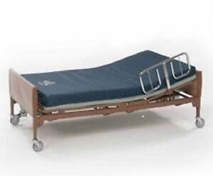 Invacare Full Electric Bed with Solace Mattress