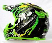 Dirt Bike ATV Motocross Helmet