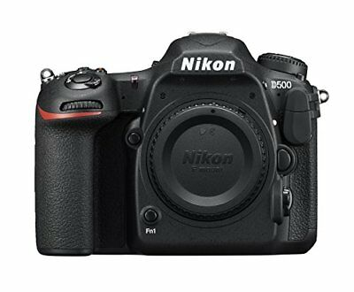 Nikon D500 Digital SLR Camera 20.9MP DX-Format Body Brand New