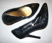 Womens Glitter Shoes