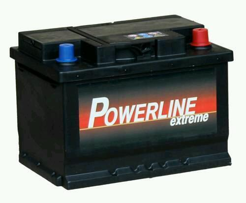 powerline 72ah brand new car battery in bonnyrigg midlothian gumtree. Black Bedroom Furniture Sets. Home Design Ideas