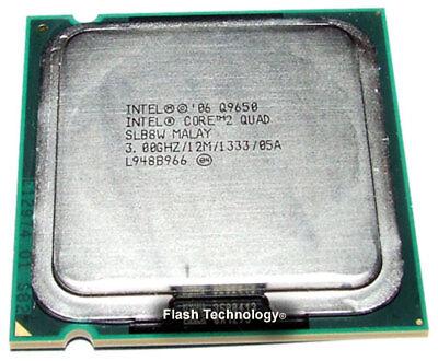 Intel Core 2 Quad Q9650 - 3GHz CPU Processor LGA 775 SLB8W 30 Day Warranty segunda mano  Embacar hacia Argentina