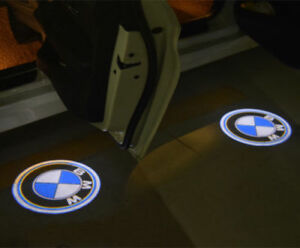 BMW, Audi, Acura & Jaguar LED logo puddle lights (door lights)