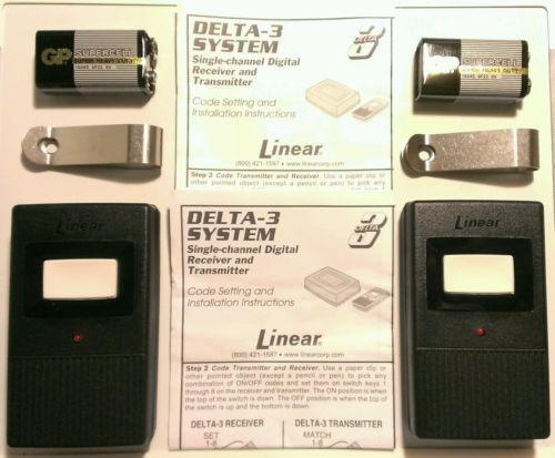 Linear Remote Ebay