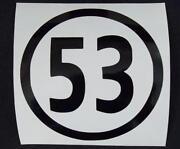 Herbie Stickers