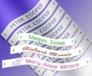 School Name Labels