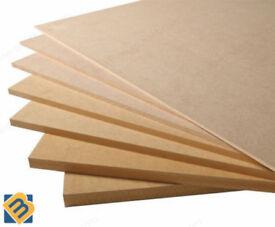 MDF board - Medium Density Fibreboard - MDF sheets