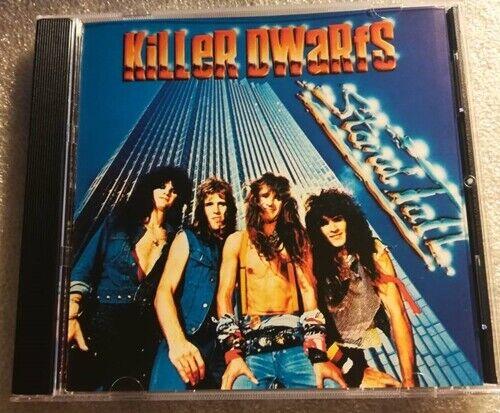 KILLER DWARFS Stand Tall CD * Free Fast Shipping