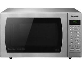 Panasonic combination microwave 1000w NN CT585S