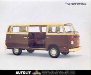VW Bus Brochure