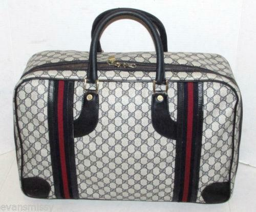 Gucci Carry On Bag Ebay