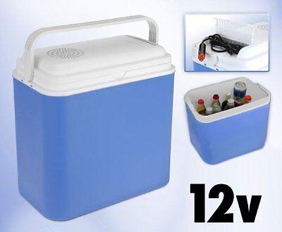 Nevera eléctrica 24 litros 12 v.