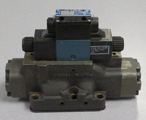 MILLER FLUID POWER Directional Control Valve M/N: 583-D8E-544