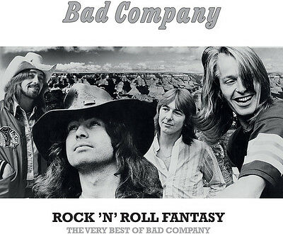 Bad Company - Rock N Roll Fantasy: The Very Best of Bad Company [New Vinyl] 180