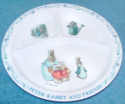 Peter Rabbit Melamine Ebay