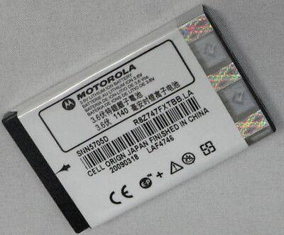 Original Battery SNN5705D for Motorola Nextel i415 i450 i50sx i55sr i530 i560, usado segunda mano  Embacar hacia Argentina