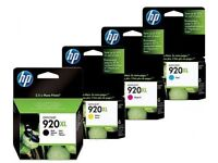 HP Officejet 920XL Magent/Cyan/Yellow Ink Cartridge
