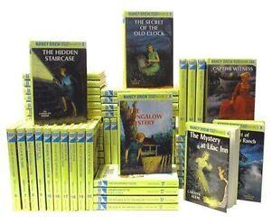 Most Popular Nancy Drew Books