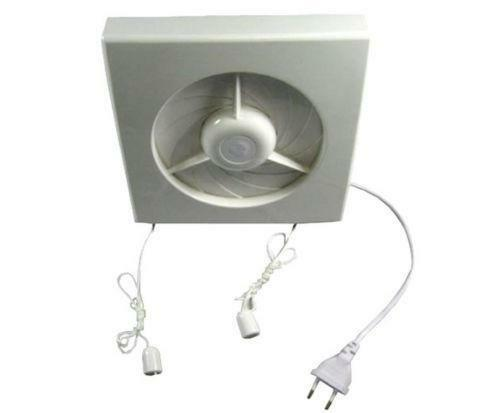Bathroom Wall Exhaust Fan Ebay