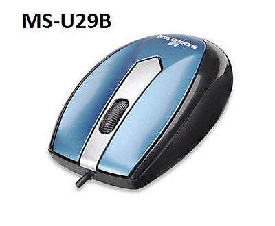 Usb 3 Button W  Scroll Wheel 1000 Dpi Mo1 Optical Mini Mouse   Manhattan 177955